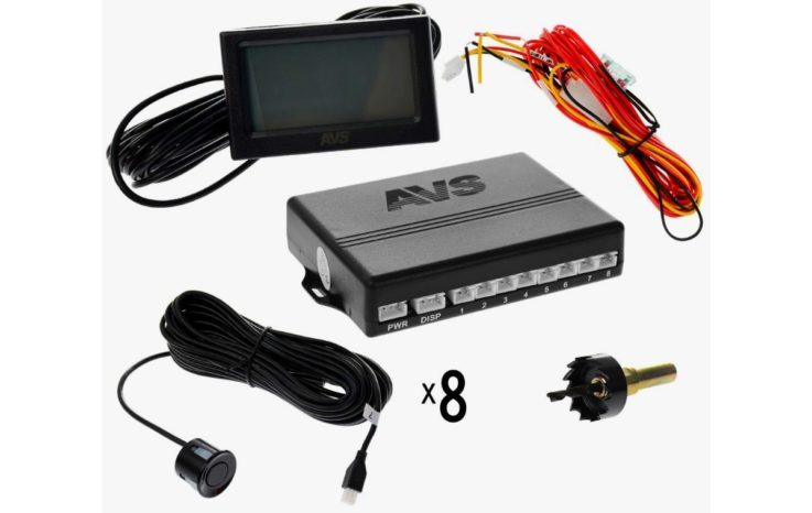 Парктроник AVS PS-528