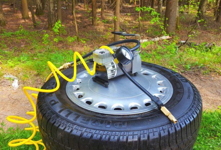 Преимущества автомобильного компрессора