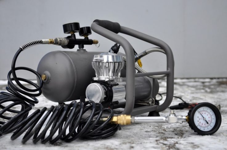 Модель BERKUT SA-06 с ресивером