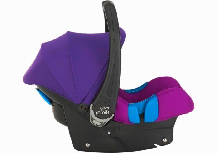 Кресло Britax Roemer Baby-Safe Plus SHR II