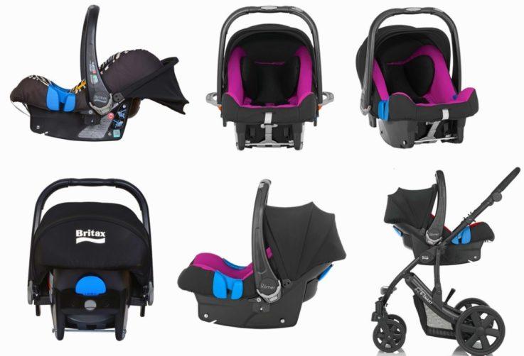 Модель Britax Roemer Baby-Safe Plus SHR II