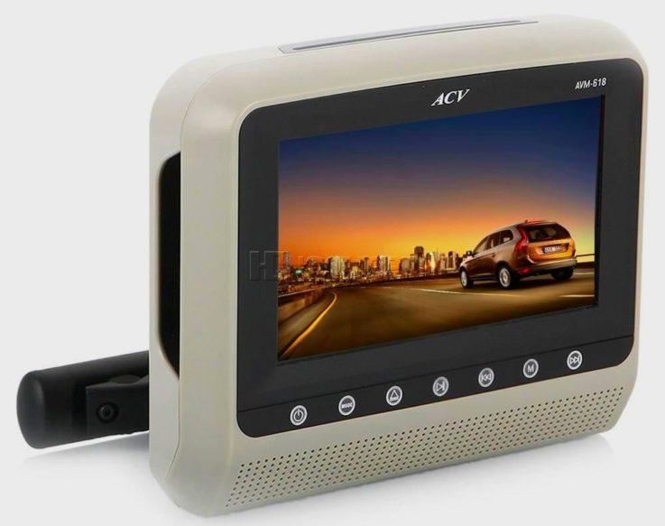 Переносные телевизоры для авто