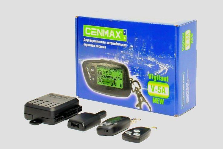 Сигнализация Cenmax V-5A