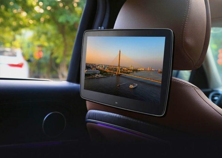 ТВ для машины