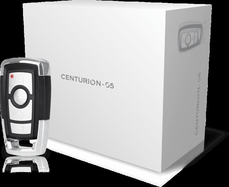 Сигнализация Centurion-05