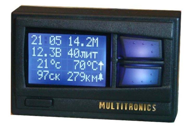 Монитор Multitronics Comfort X10