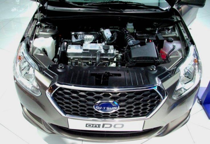 Двигатель Datsun on-Do