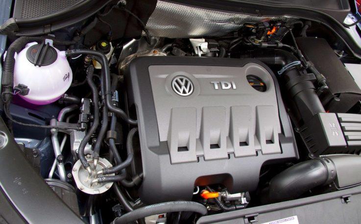 Двигатель Фольксваген Тигуан
