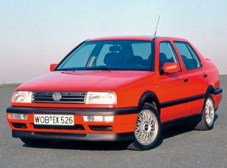 Третье поколение Volkswagen Jetta