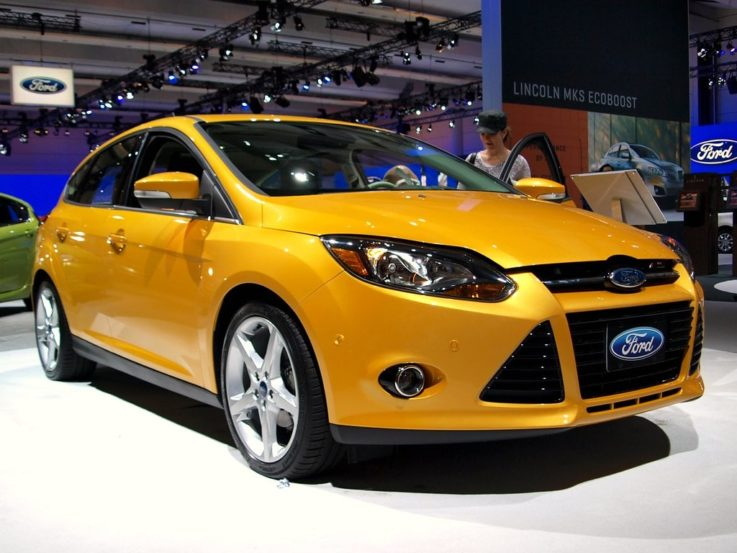 Ford Focus третьего поколения