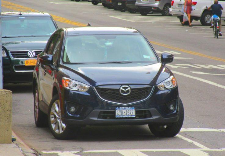 Проблемные места в Mazda CX-5