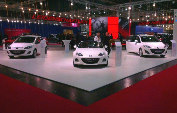 История создания Mazda CX-5