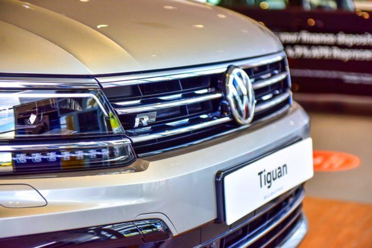 История создания Volkswagen Tiguan
