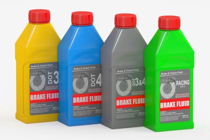Как правильно выбрать тормозную жидкость?