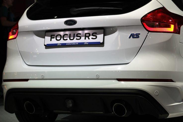 Габариты Ford Focus