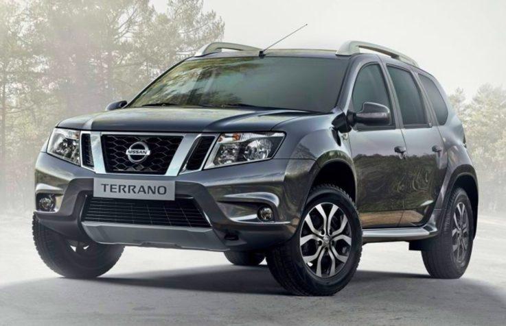 Кроссовер Nissan Terrano