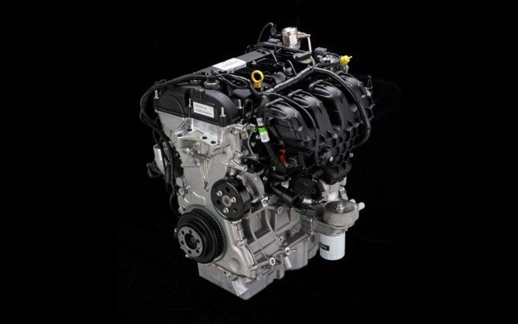 Двигатель Ford Kuga